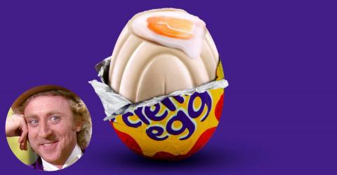 The Hunt Is On For The Rare White Cadbury Creme Eggs!