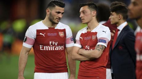 Özil And Kolasinac Caught In The Middle Of A Gang War Following Security Incidents