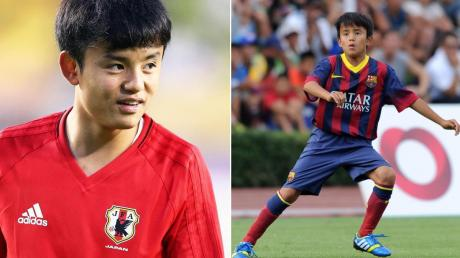 The 'Japanese Messi' Is Set To Return To Europe - And He's Got His Sights Set On A Huge Club