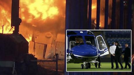 The Leicester Crash Pilot's Final Action Was Nothing Short Of Heroic