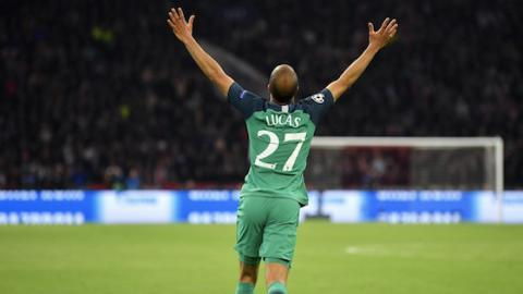 By Scoring a Hat-Trick In The Champions League Semi-Final, Lucas Moura Joined A Very Select Club...