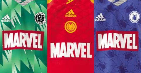 Marvel And Adidas Are Teaming Up And Their Creations Are Epic!