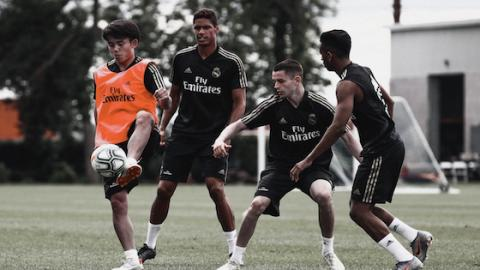 The 'Japanese Messi' Recruited By Real Madrid Is Already Making A Big Impression In Training