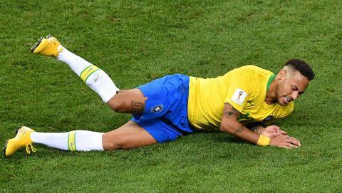 'Sometimes I Overreact.' Neymar Opens Up About His Shameful Antics
