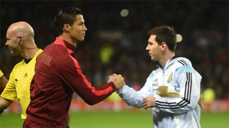 Cristiano Ronaldo Had A Brilliant Reaction To Being Told Messi Is A Better Player Than Him