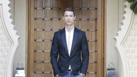 Cristiano Ronaldo Has One Golden Rule Should You Step Into His Home