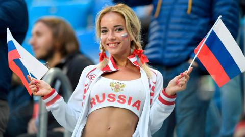 FIFA Wants Broadcasters To Stop Showing Close-Ups Of Sexy Supporters