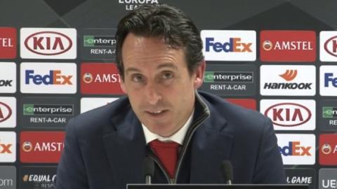 Unai Emery Reveals His Arsenal Management Secrets