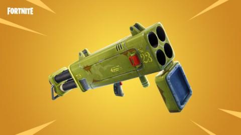 The Quad Launcher Will Soon Be Arriving In Battle Royale