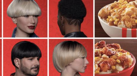 KFC Is Branching Out Into Hairdressing