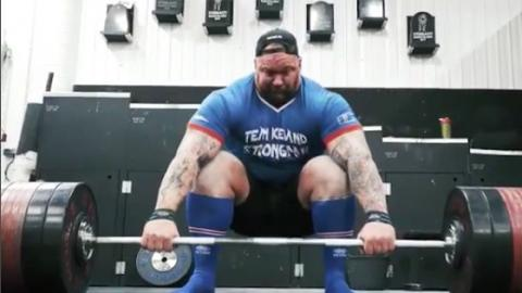 The Mountain Can Deadlift Like No One Else On The Planet