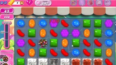 Candy Crush Saga: Level 647 Tips And Tricks
