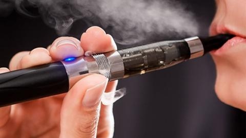 This Study Suggests Vaping Could Be Just As Dangerous As Smoking