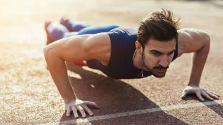 If You Can Complete This Number Of Push-Ups, You're 96% Less Likely To Develop Heart Disease