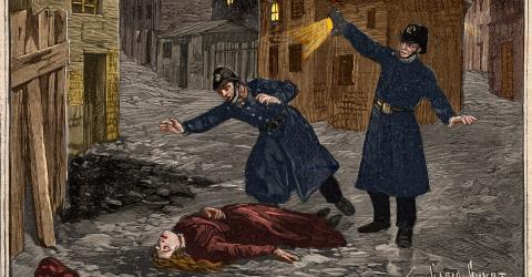 The real identity of Jack the Ripper has finally been uncovered