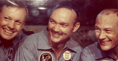 This Is Why The Astronauts Of Apollo 11 Almost Didn't Return To Earth