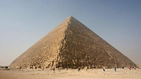 An Incredible 'Machine' Has Been Found In The Heart Of The Great Pyramid Of Giza