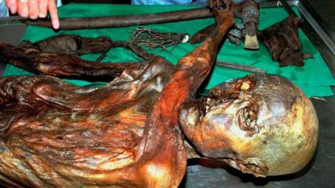 Revealed: How The Iceman 'Ötzi' Was Killed Over 5000 Years Ago