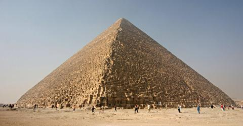 The Mystery of How the Pyramid of Khufu Was Built May Finally Have Been Solved