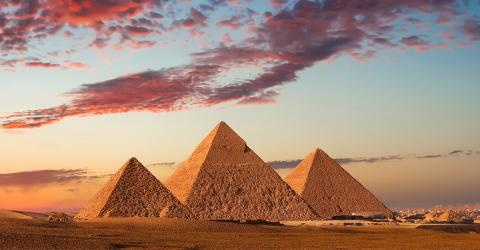 Egypt Is No Longer The Country With The Most Pyramids In The World