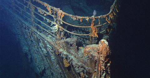 The Incredible Story That Led To The Discovery Of The Titanic