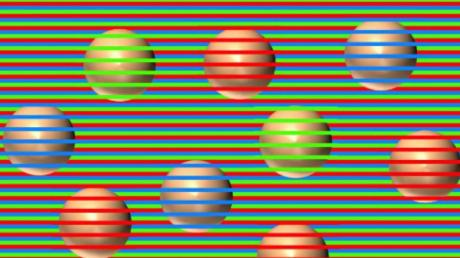 What Colour Are These Balls? This New Optical Illusion Is Driving The Internet Crazy