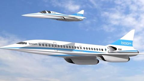Your Plane Journeys Could Be Twice As Fast By 2023 Thanks To The New Concorde