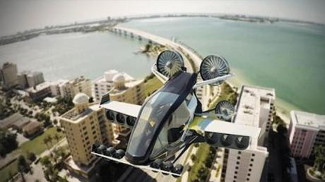 We Could Be Seeing Flying Taxis In Japan Very Soon...