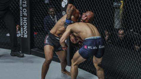 About To Take The Loss, Demetrious Johnson Unleashed Quite The Takedown For His Debut At The One
