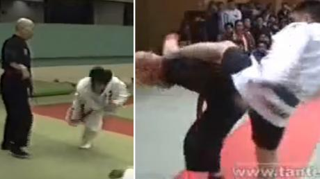 He Tried To Fight With The Power Of His Mind... Then He Came Up Against A Karate Master