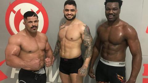Former UFC Star and MMA Fighter Rousimar Palhares Has Become A Real Mountain Of Muscles