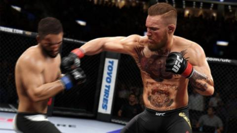 EA Sports Reveals The First Trailer For UFC 3!