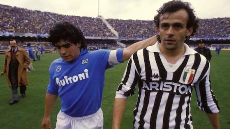 This Is How Much Ronaldo, Maradona And Platini Would Really Cost In Today's Money