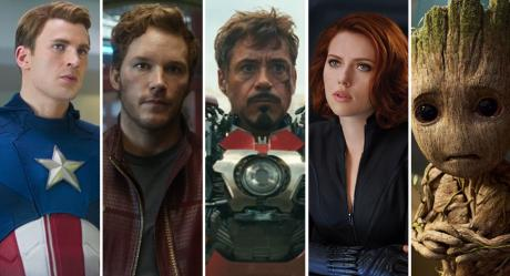 The Best Paid Actor In The Marvel Universe Has Now Been Revealed