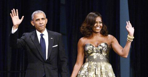 The Obamas Join Netflix On New Collaboration Project