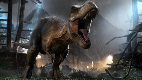 It Looks Like A Jurassic World Series Could Be Coming To Netflix Very Soon