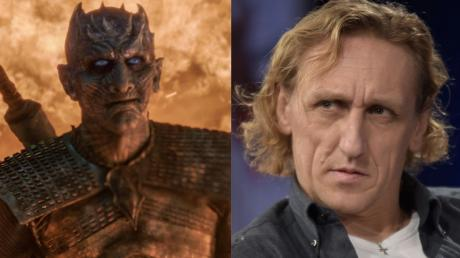 GOT Actor Reveals 'He Didn't Want To Be The Night King'