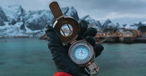 An Unexpected Change In The Earth's Magnetic Field Has Disrupted Our Navigation