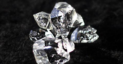 A Deposit Of One Million Billion Tons Of Diamonds Could Be Lying In The Depths Of The Earth