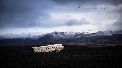 Hundreds Of Aircraft Have Crashed In Iceland's 'Bermuda Triangle'... And We Finally Know Why