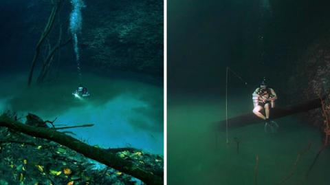 The Mystery Of The River Flowing At The Bottom Of The Mexican Sea Has An Explanation