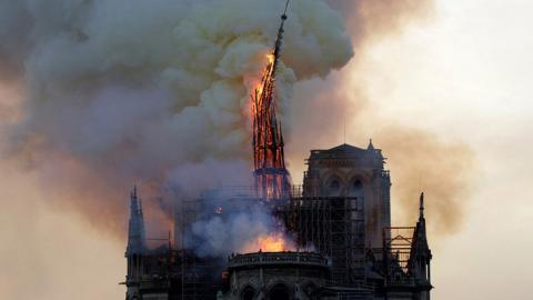 Why Would It Be Almost Impossible To Reconstruct Notre-Dame As Before?
