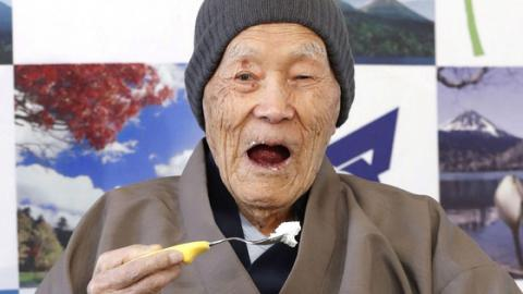 The Oldest Man In The World Has Passed Away In Japan