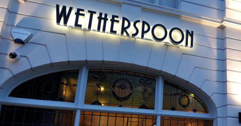 Stuck For Where To Take Your Girl For Valentine's Day? Wetherspoons Is Here To Help