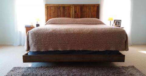 This Bed Holds The Secret To The Best Night's Sleep You'll Ever Have