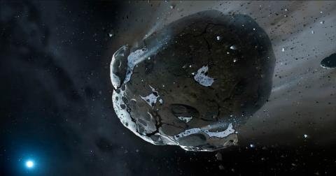 This Asteroid Could Be Heading For Earth - And NASA Have No Way Of Stopping It