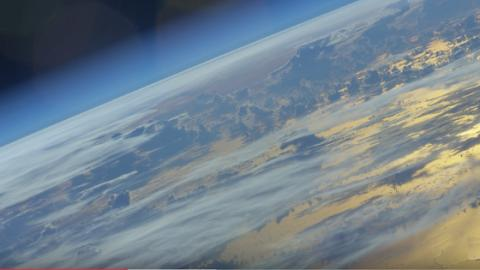 This Breathtaking Video Shows The Earth As Filmed From Space