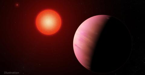 NASA Have Discovered An Exoplanet Twice As Large As Earth - And It Could Contain Water