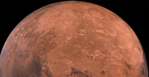 For The First Time, NASA Has Recorded Mars 'Singing' For Us All To Hear