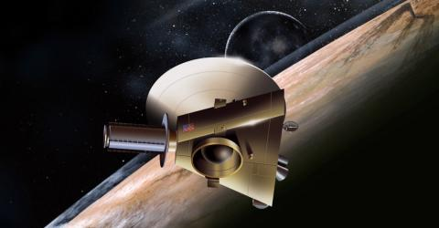 The New Horizons Probe Sends Its First Images From The Far Reaches Of The Solar System